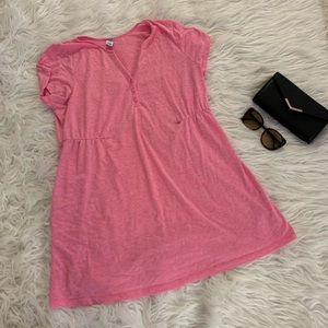 Old Navy Pink Maternity Top